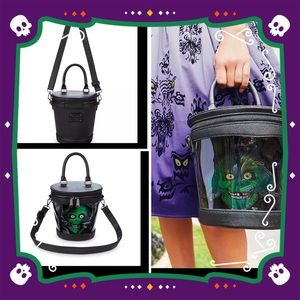 Disney's Loungefly Haunted Mansion Ghost Hatbox